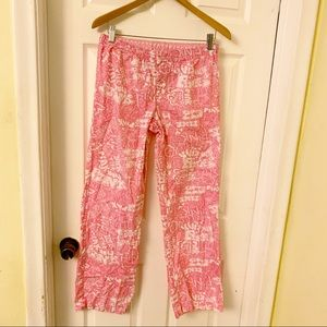 Victoria's Secret PINK | Graffiti Pajama Bottoms S